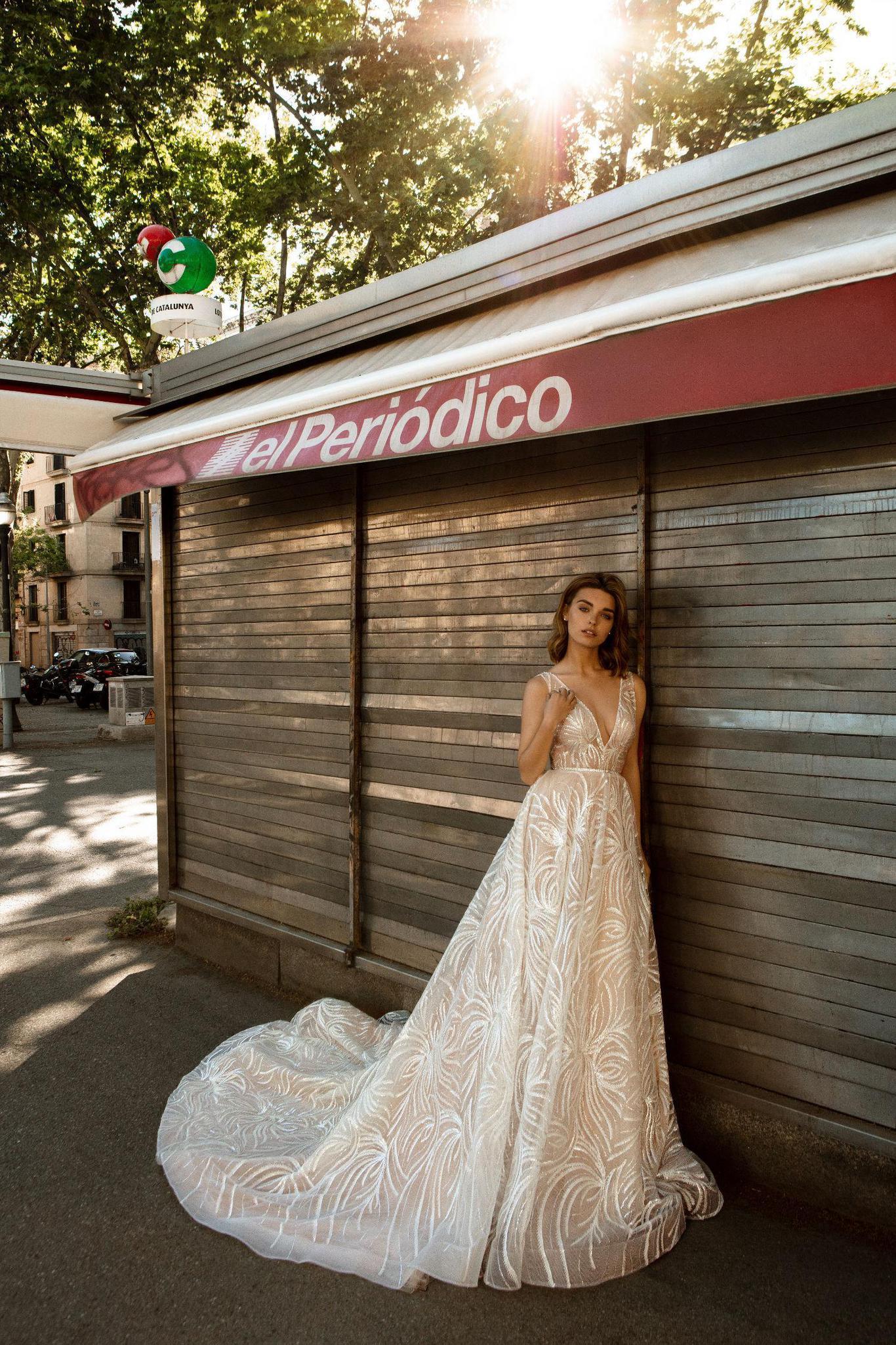 ricca sposa Свадебное платье 20-001 (II)