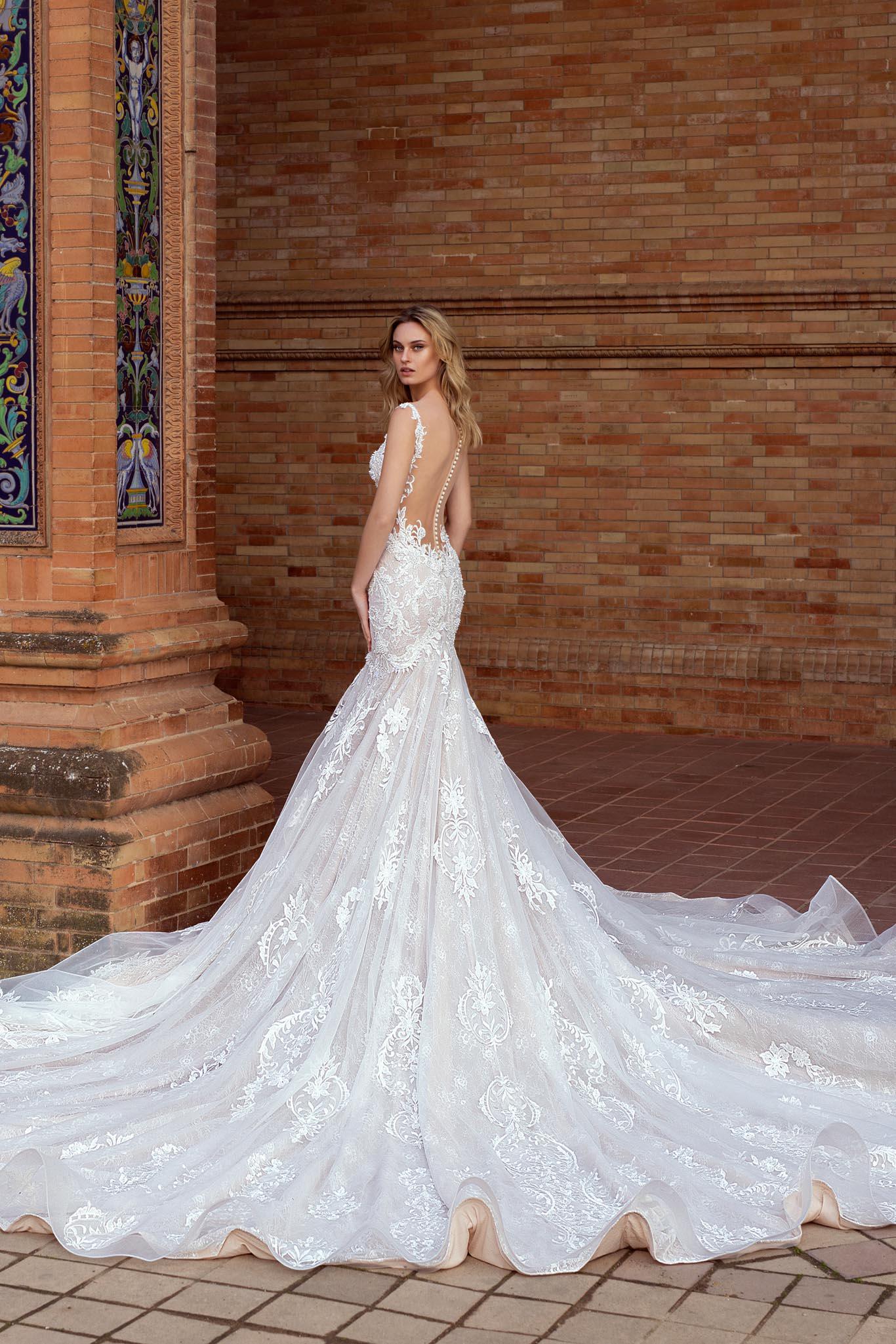 ricca sposa Свадебное платье VIVIENNE 20-009