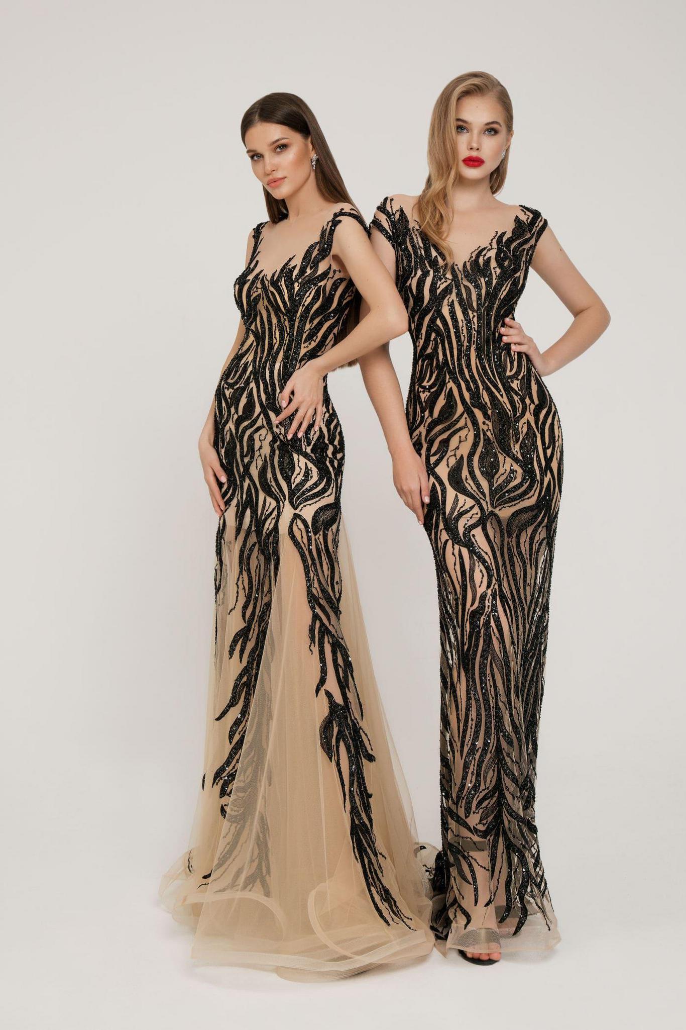 ricca sposa Вечернее платье FIRE — 20-V-004