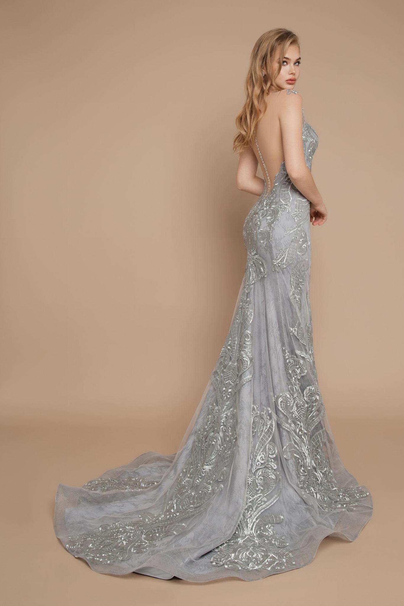 ricca sposa Вечернее платье STAR — 20-V-007