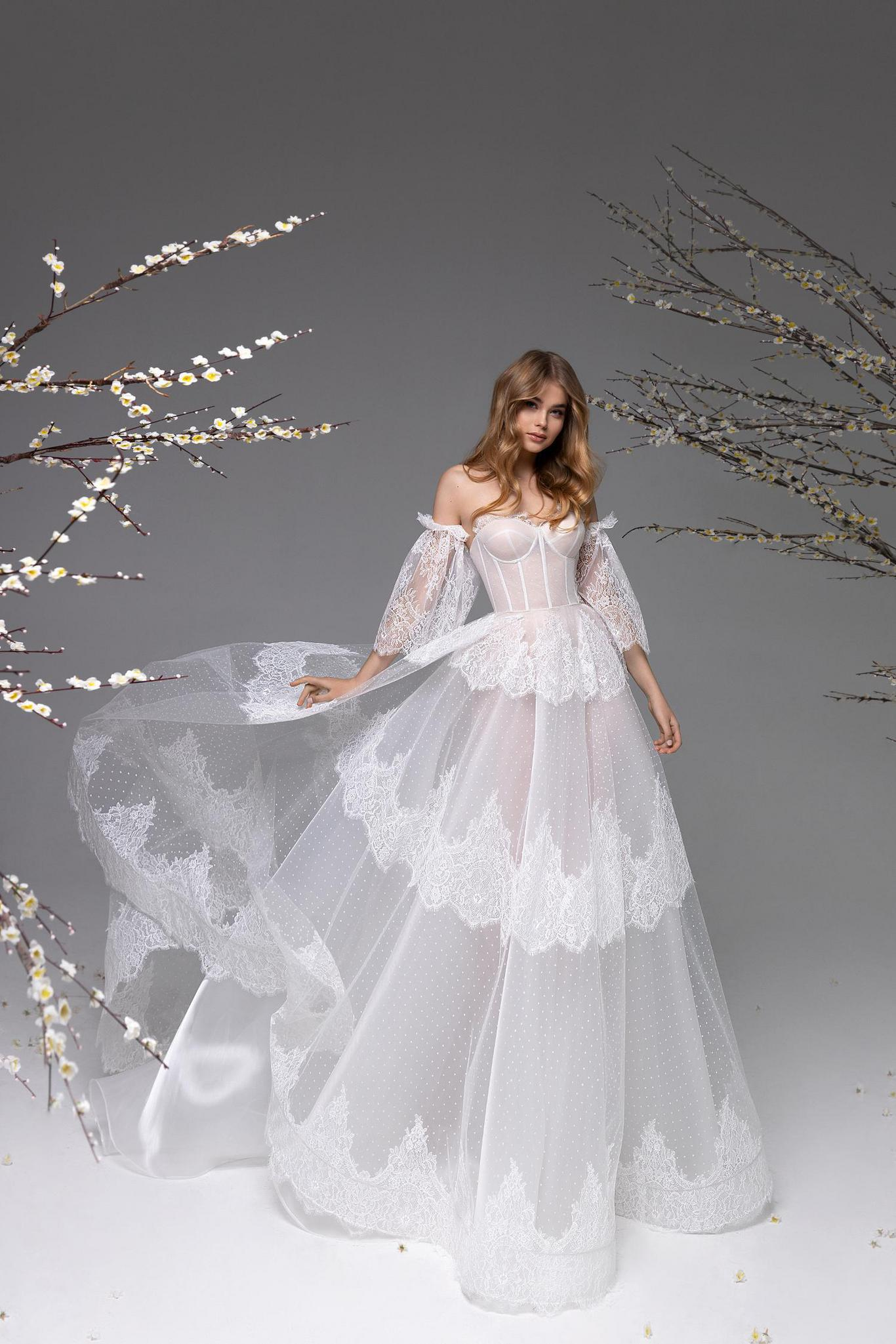 BLOOMING SPRING 2021 - LOVE by Ricca Sposa