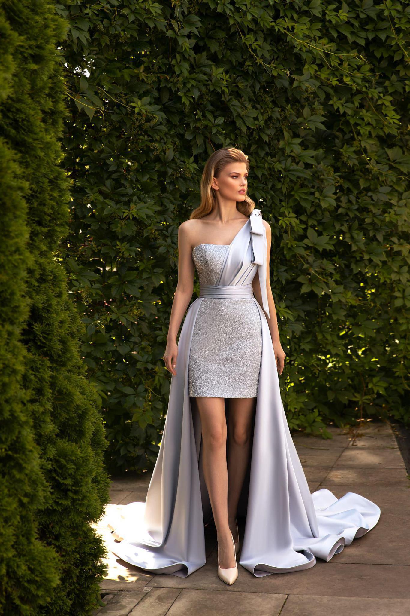 ricca sposa Вечернее платье — 21-V-027