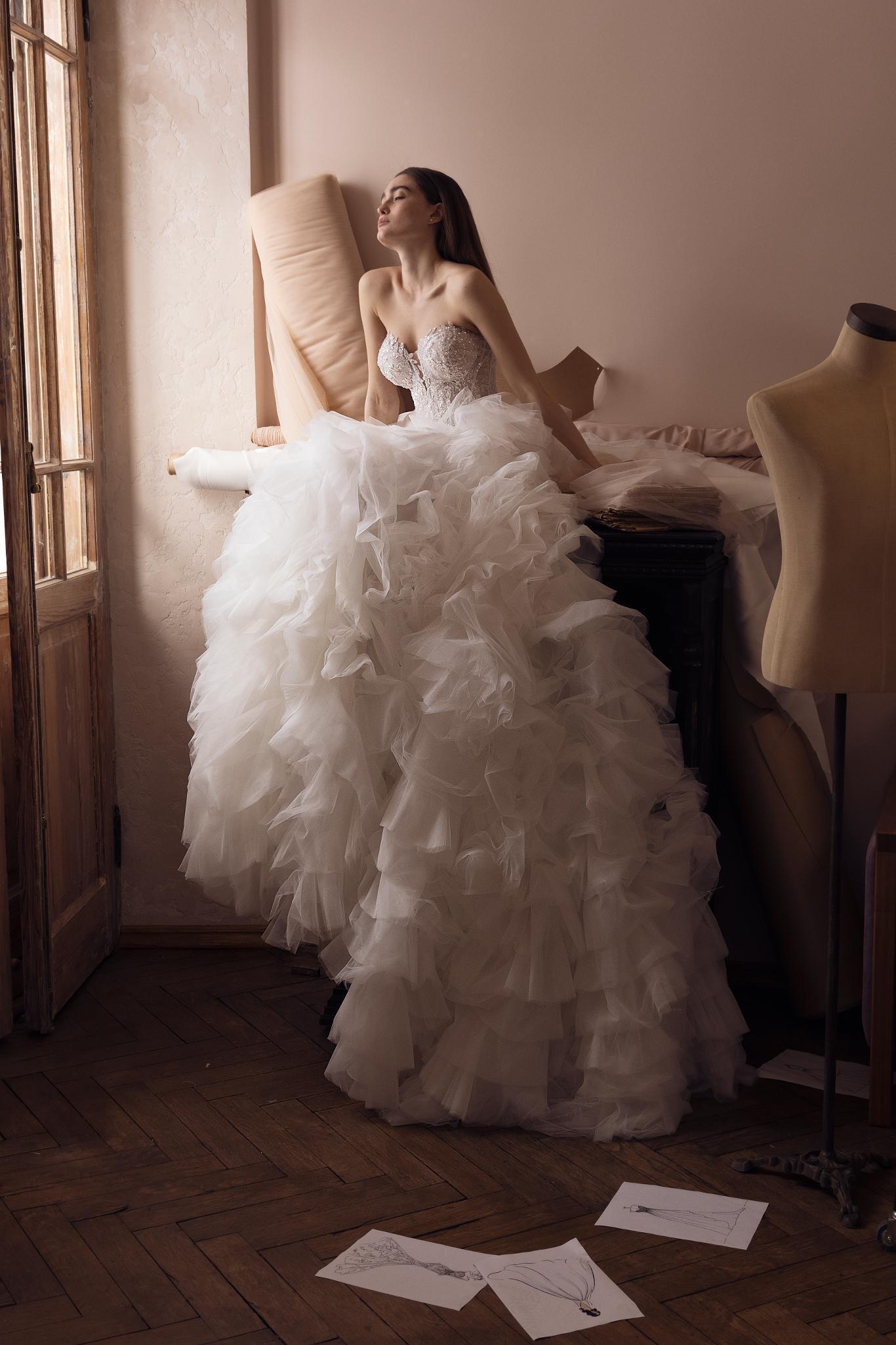ricca sposa Свадебное платье 22-001