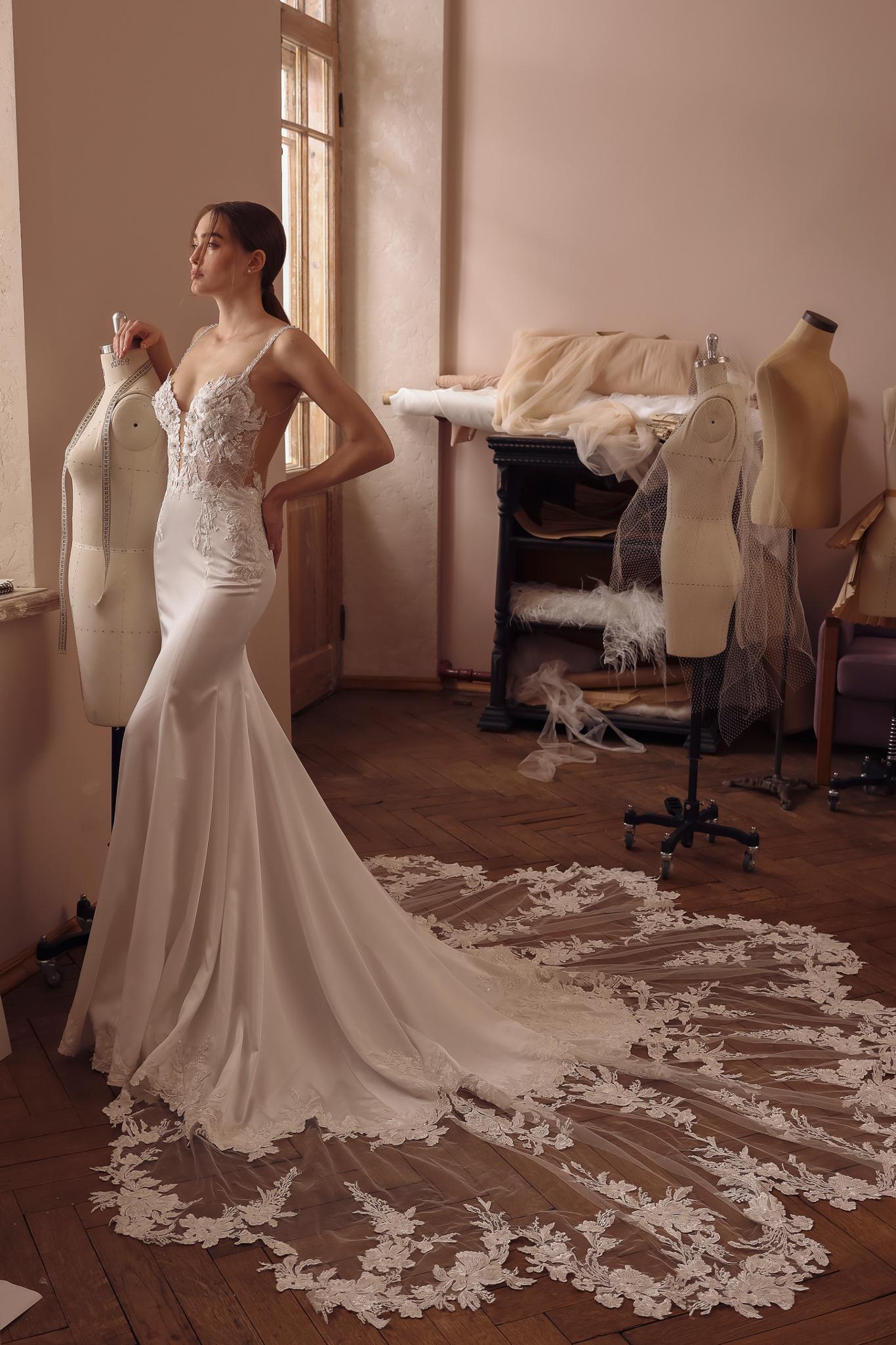 ricca sposa Свадебное платье 22-002