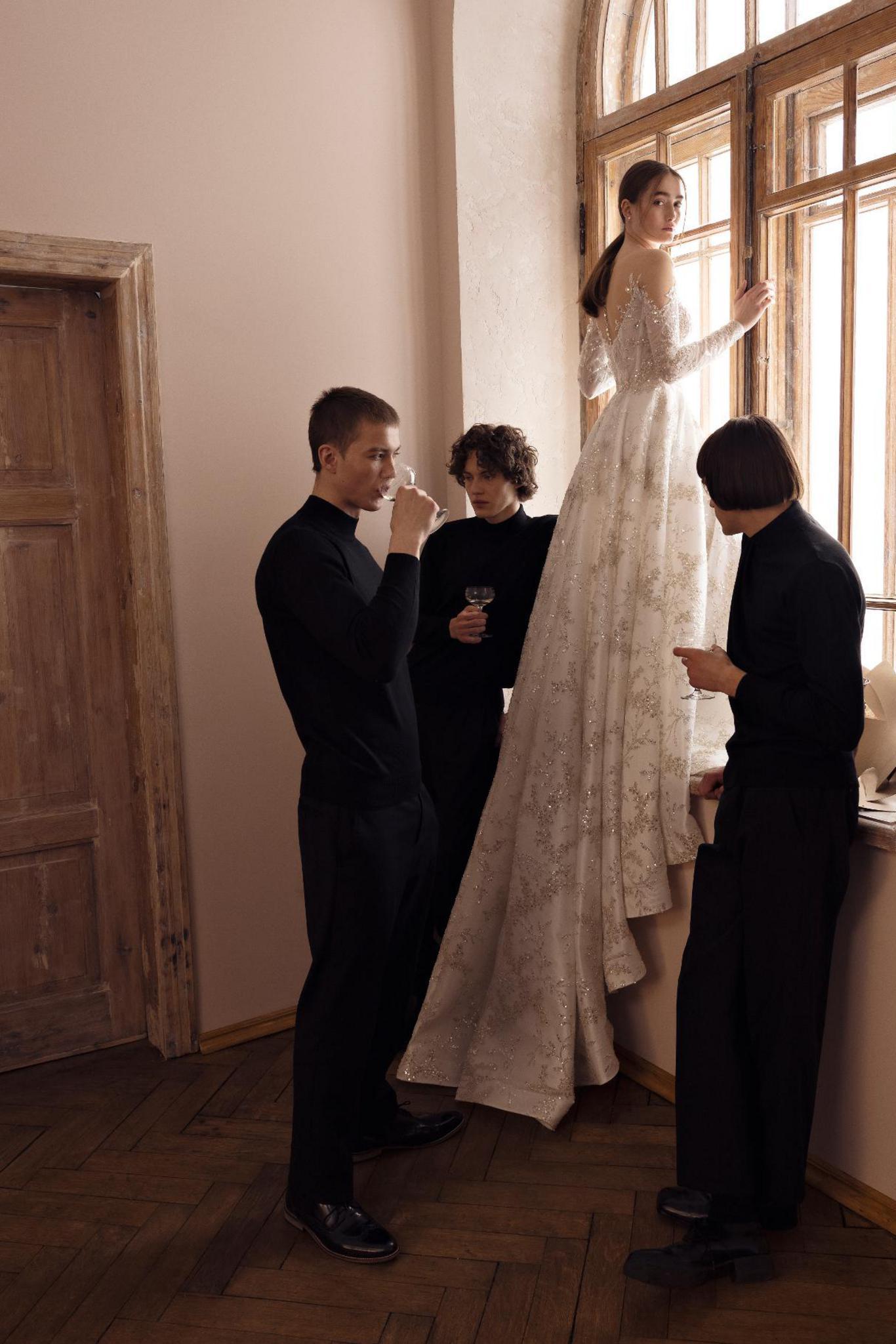 ricca sposa Свадебное платье 22-025