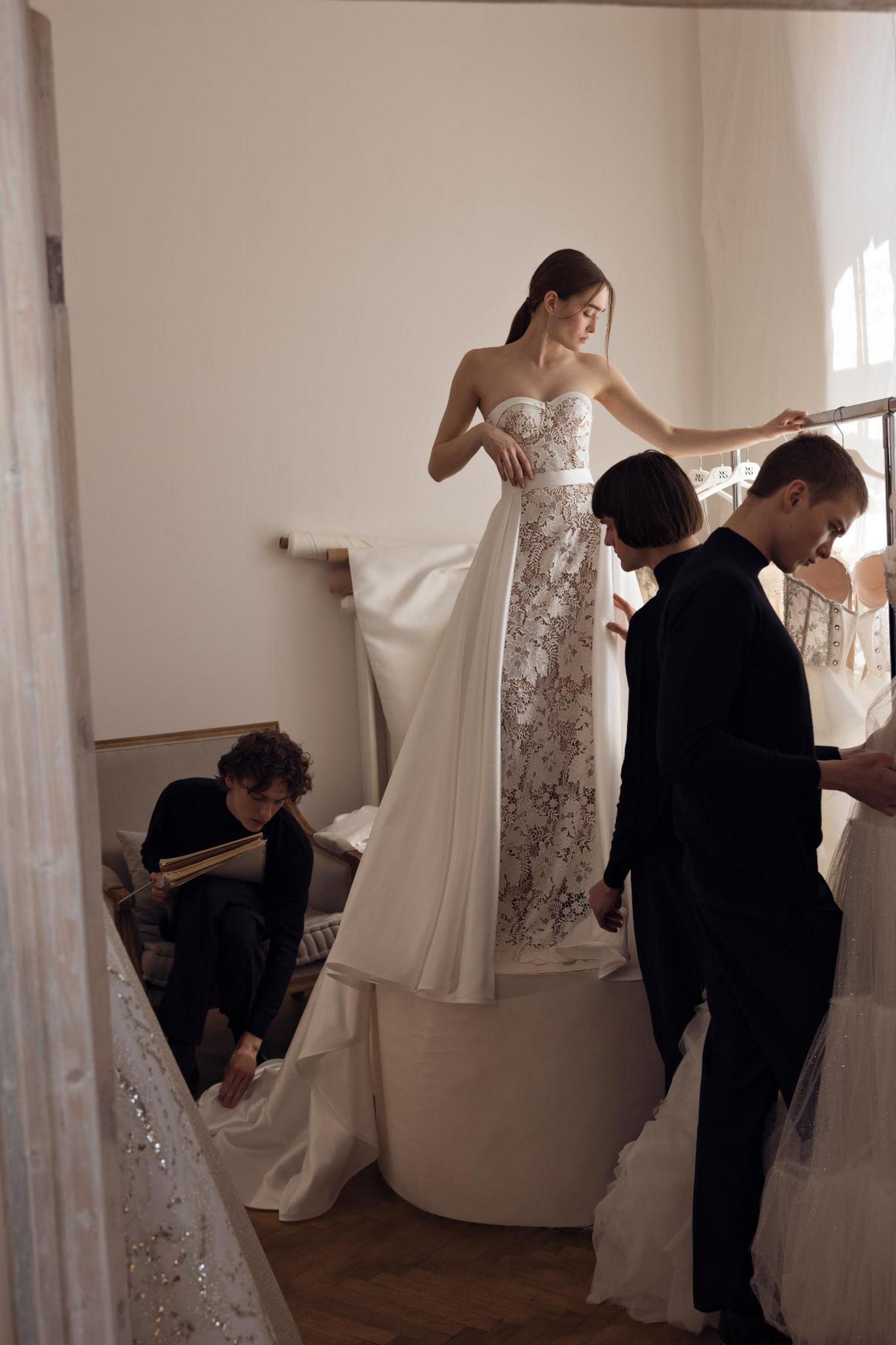 ricca sposa Свадебное платье 22-031