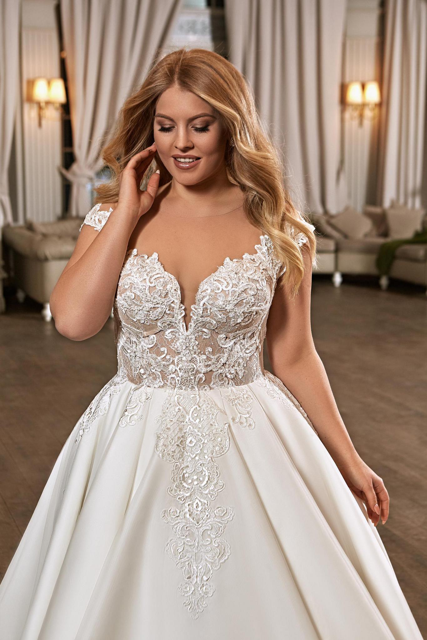 ricca sposa Свадебное платье PS-21-005