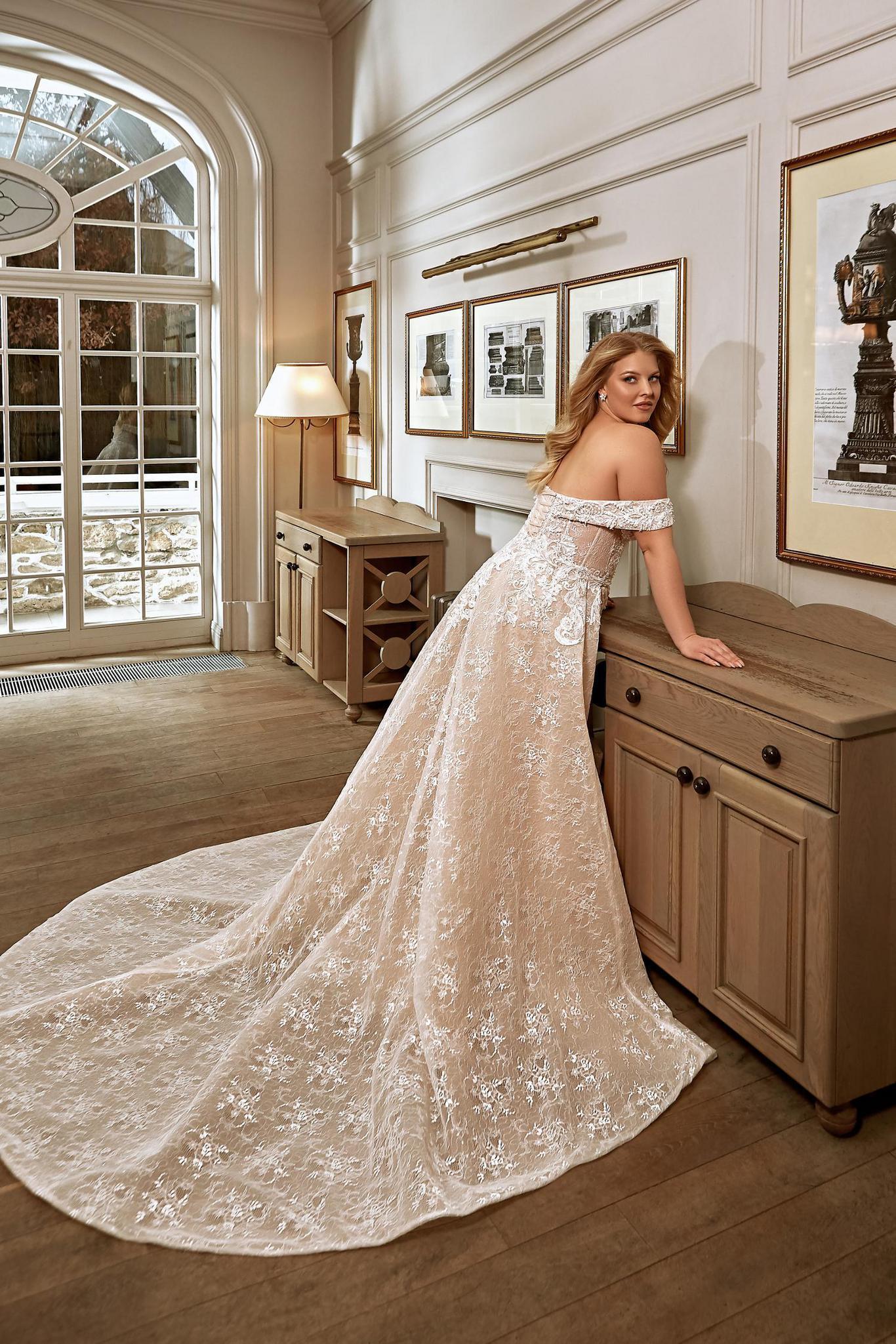 ricca sposa Свадебное платье PS-21-007